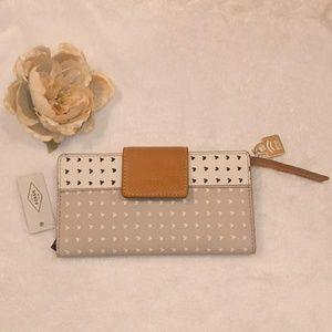 FOSSIL RFID Wallet NWT